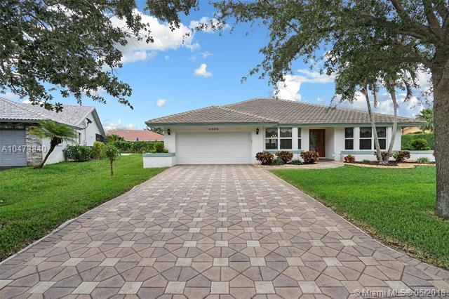 11896 NW 2nd Ct, Coral Springs, FL 33071 (MLS #A10473840) :: Melissa Miller Group