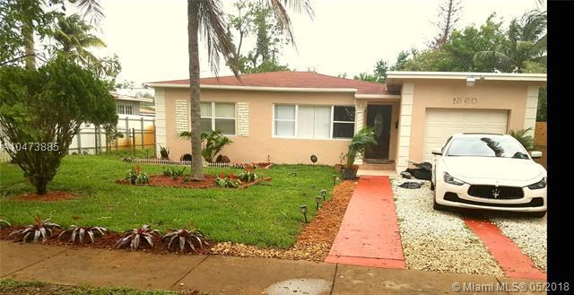 1360 NE 131st St, North Miami, FL 33161 (MLS #A10473885) :: United Realty Group