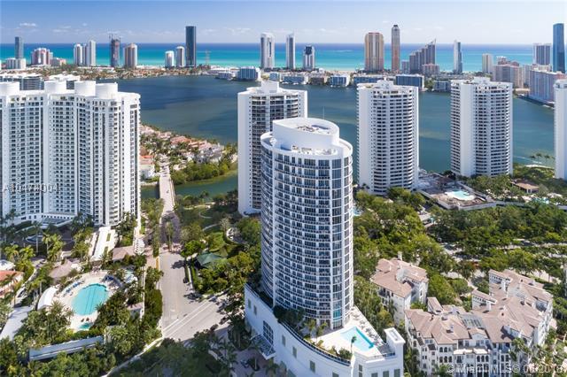 4100 Island Blvd #1501, Aventura, FL 33160 (MLS #A10474004) :: The Riley Smith Group