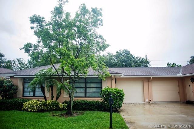 9955 Papaya Tree Trl A, Boynton Beach, FL 33436 (MLS #A10474245) :: Calibre International Realty