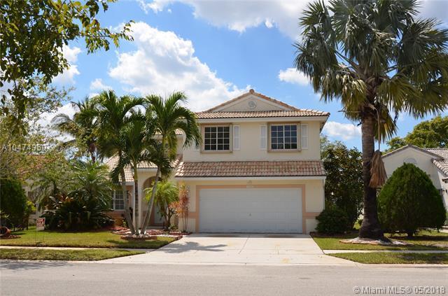 16282 SW 4th St, Pembroke Pines, FL 33027 (MLS #A10474359) :: Laurie Finkelstein Reader Team