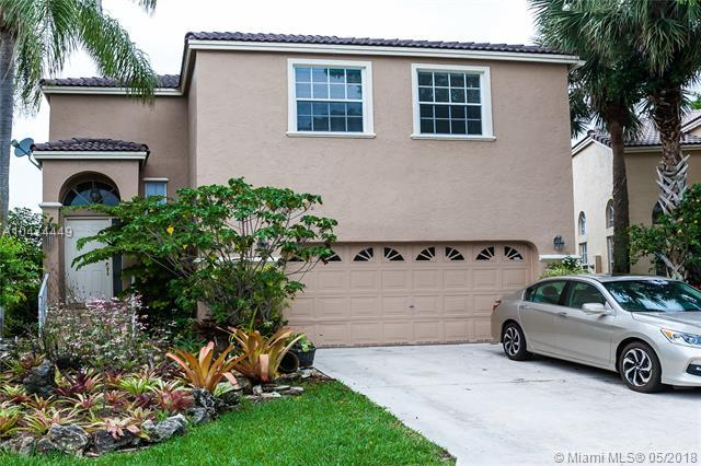 8719 NW 6th Ct, Coral Springs, FL 33071 (MLS #A10474449) :: Melissa Miller Group