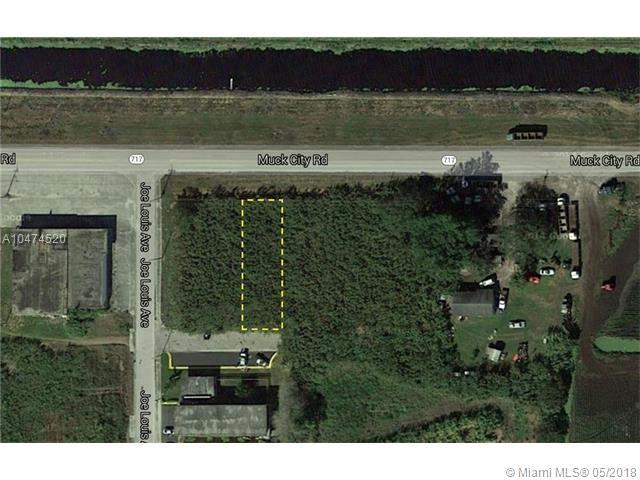 MUCK City Rd, Pahokee, FL 33476 (MLS #A10474520) :: The Teri Arbogast Team at Keller Williams Partners SW