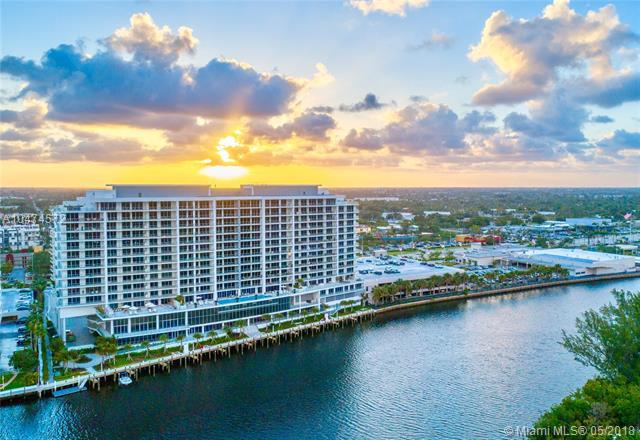 1180 N Federal Hwy #901, Fort Lauderdale, FL 33304 (MLS #A10474572) :: The Chenore Real Estate Group