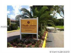 7901 S Colony Cir S #110, Tamarac, FL 33321 (MLS #A10474656) :: Calibre International Realty