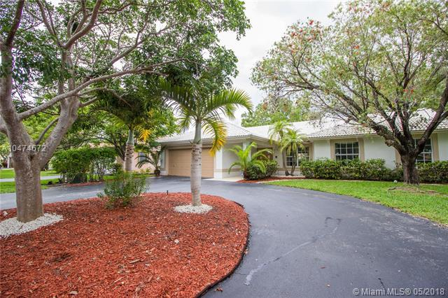 244 NW 123rd Ln, Coral Springs, FL 33071 (MLS #A10474672) :: Calibre International Realty