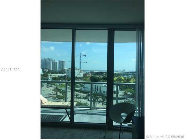 888 Biscayne Blvd #811, Miami, FL 33132 (MLS #A10474803) :: Keller Williams Elite Properties