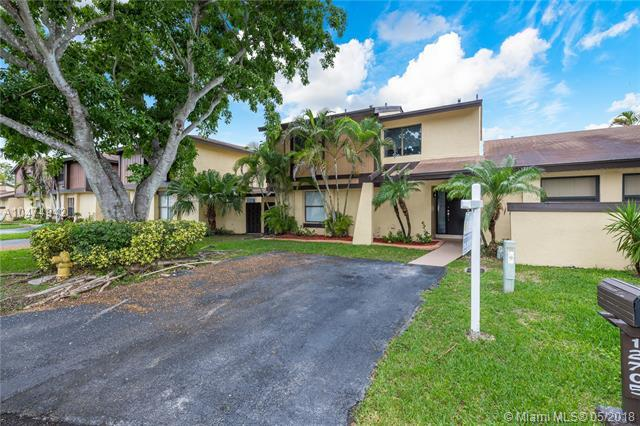 12705 SW 66th Terr Dr #0, Miami, FL 33183 (MLS #A10474942) :: The Jack Coden Group