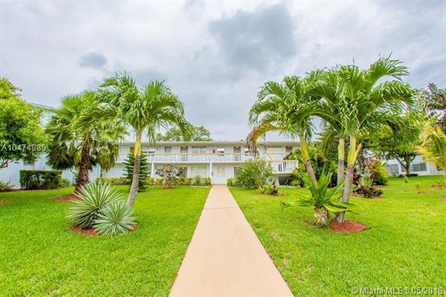 442 Tilford U #442, Deerfield Beach, FL 33442 (MLS #A10474989) :: Green Realty Properties