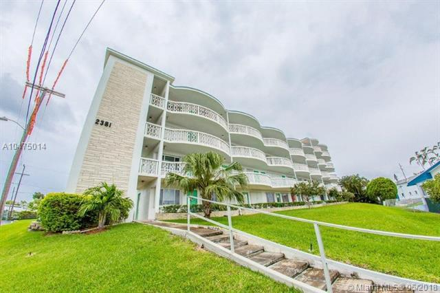 2381 Sunset Ave #108, Lake Worth, FL 33461 (MLS #A10475014) :: The Jack Coden Group