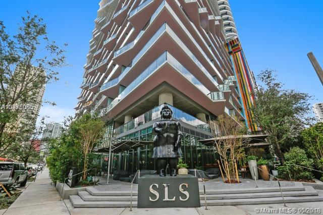 1300 S Miami Ave #3205, Miami, FL 33130 (MLS #A10475085) :: The Riley Smith Group