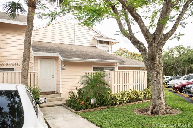 2135 Champions Way #2135, North Lauderdale, FL 33068 (MLS #A10475110) :: Calibre International Realty