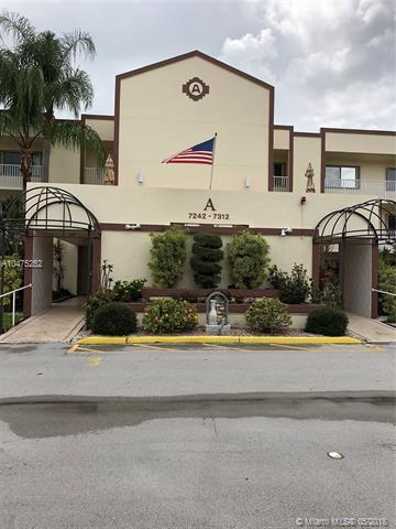 7246 S Devon Dr #103, Tamarac, FL 33321 (MLS #A10475252) :: Calibre International Realty