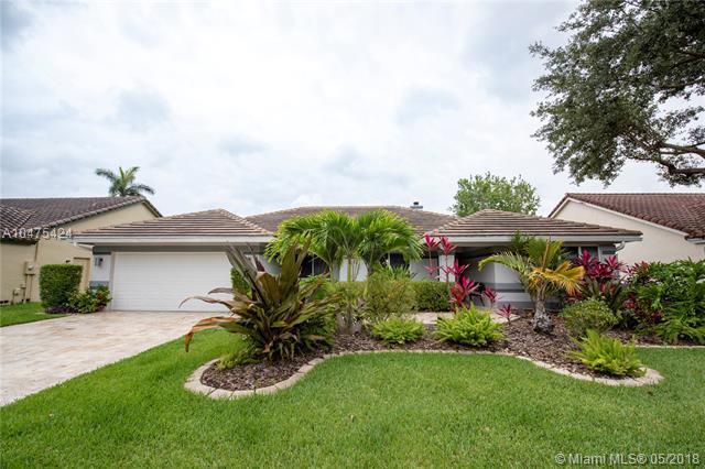 2881 Hidden Hollow Ln, Davie, FL 33328 (MLS #A10475424) :: Green Realty Properties
