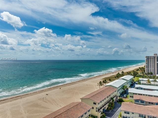 6000 N Ocean Blvd 14F, Lauderdale By The Sea, FL 33308 (MLS #A10475459) :: Calibre International Realty