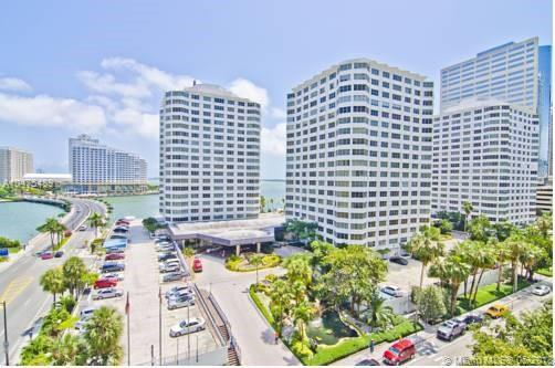 825 Brickell Bay Dr. #741, Miami, FL 33131 (MLS #A10475489) :: Keller Williams Elite Properties