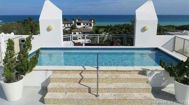 7728 Collins Av #1, Miami Beach, FL 33141 (MLS #A10475527) :: Keller Williams Elite Properties