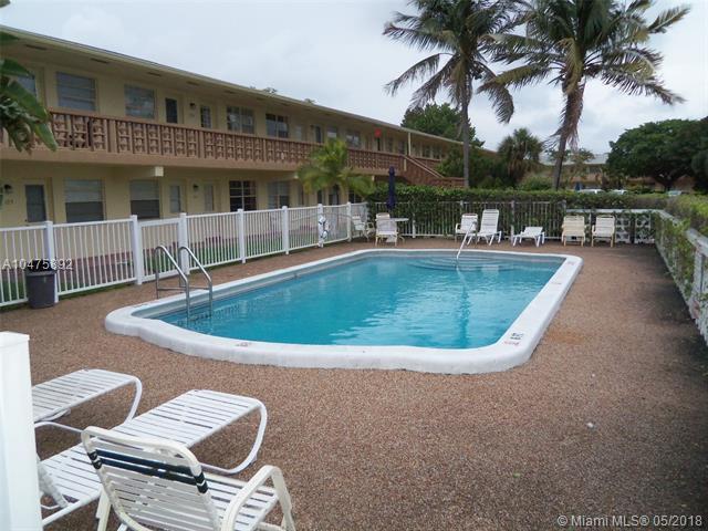 701 Pine Dr #102, Pompano Beach, FL 33060 (MLS #A10475892) :: Prestige Realty Group
