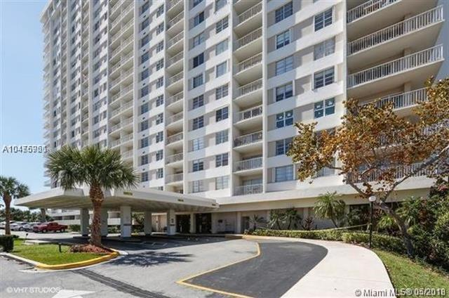 300 Bayview Dr #1215, Sunny Isles Beach, FL 33160 (MLS #A10475961) :: RE/MAX Presidential Real Estate Group