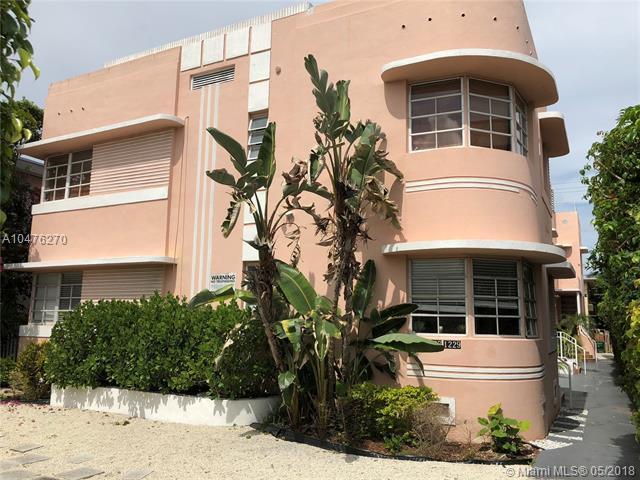 1225 Euclid Ave #2, Miami Beach, FL 33139 (MLS #A10476270) :: Calibre International Realty