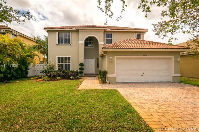 18810 SW 29th St, Miramar, FL 33029 (MLS #A10476399) :: RE/MAX Presidential Real Estate Group