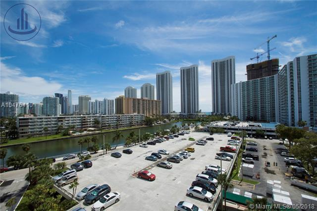300 Bayview Dr #1107, Sunny Isles Beach, FL 33160 (MLS #A10476410) :: RE/MAX Presidential Real Estate Group
