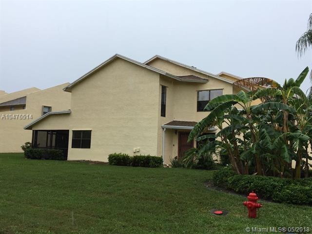 1515 Woodbridge Lakes Cir #1515, West Palm Beach, FL 33415 (MLS #A10476514) :: Green Realty Properties