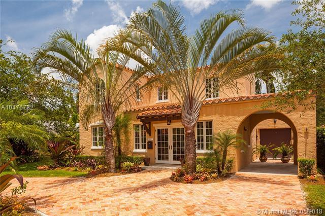 1525 San Rafael Ave, Coral Gables, FL 33134 (MLS #A10476782) :: Green Realty Properties
