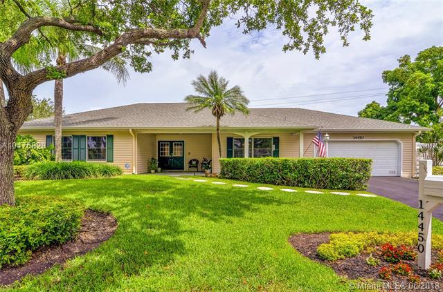 14450 SW 152nd Ct, Miami, FL 33196 (MLS #A10476828) :: The Erice Group