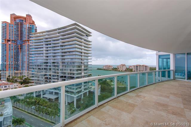 1000 S Pointe Dr #1507, Miami Beach, FL 33139 (MLS #A10477011) :: The Teri Arbogast Team at Keller Williams Partners SW
