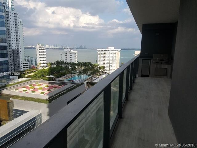 1451 Brickell Ave #1506, Miami, FL 33131 (MLS #A10477805) :: Berkshire Hathaway HomeServices EWM Realty