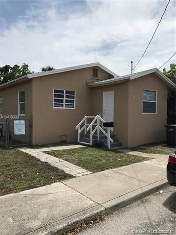 534 21st St, West Palm Beach, FL 33407 (MLS #A10478009) :: Calibre International Realty