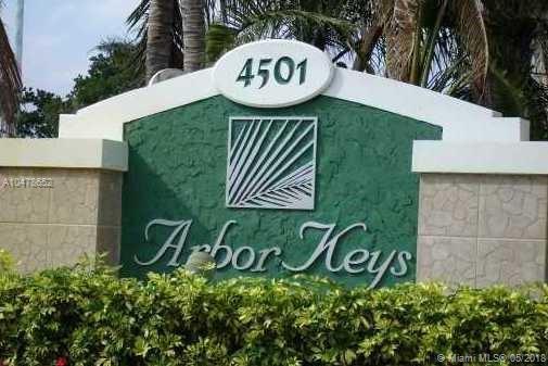 4543 Treehouse Ln F, Tamarac, FL 33319 (MLS #A10478652) :: Green Realty Properties
