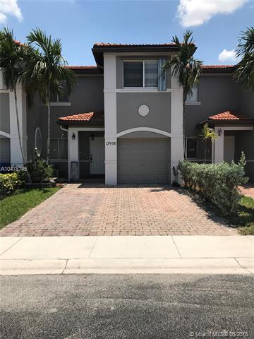 12938 SW 28th Ct, Miramar, FL 33027 (MLS #A10478745) :: Green Realty Properties