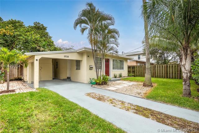 1238 NE 3rd Ave, Fort Lauderdale, FL 33304 (MLS #A10479254) :: Green Realty Properties
