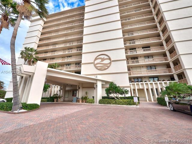 840 Ocean Drive #601, Juno Beach, FL 33408 (MLS #A10479375) :: Calibre International Realty