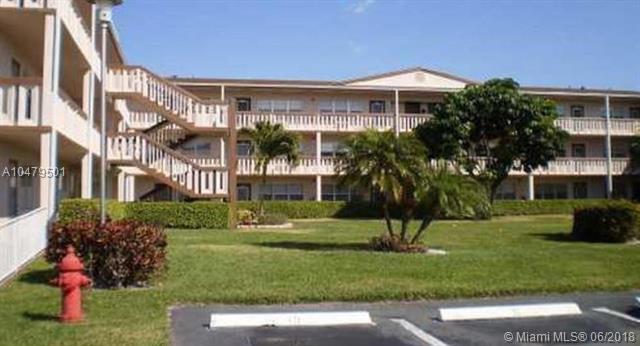 95 Brighton C, Boca Raton, FL 33434 (MLS #A10479501) :: Calibre International Realty