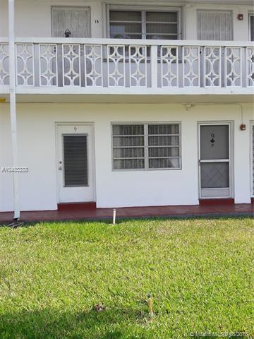 122 NE 204 #9, Miami Gardens, FL 33179 (MLS #A10480288) :: Calibre International Realty