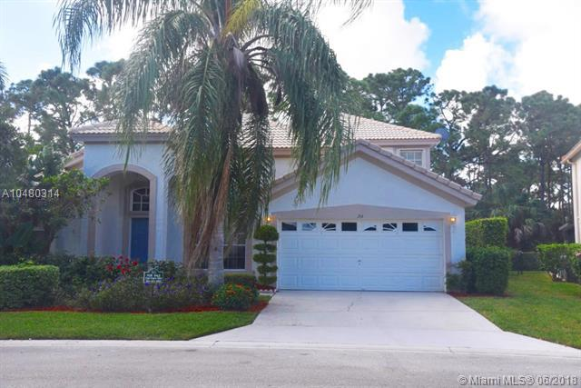 314 Timberwood Ct, Palm Beach Gardens, FL 33418 (MLS #A10480314) :: The Teri Arbogast Team at Keller Williams Partners SW