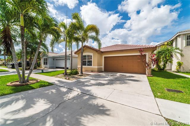 17356 SW 20th St, Miramar, FL 33029 (MLS #A10480607) :: Green Realty Properties