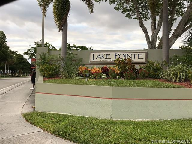 204 Lake Pointe Dr #202, Oakland Park, FL 33309 (MLS #A10480691) :: Calibre International Realty