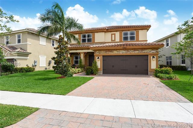 9961 S Miralago Way, Parkland, FL 33076 (MLS #A10480705) :: Green Realty Properties