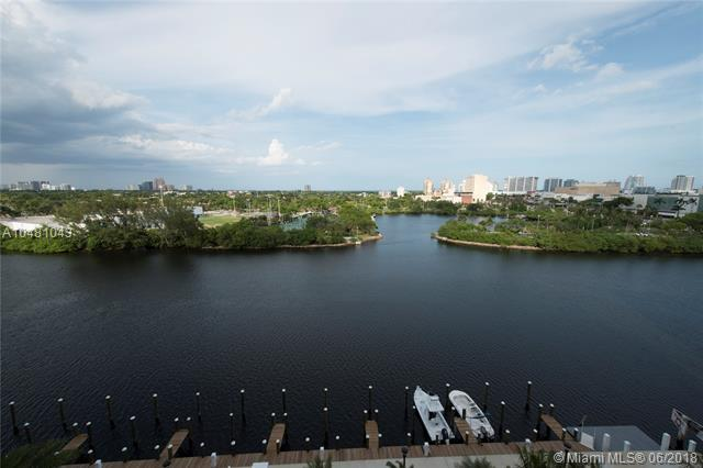 1180 N Federal Hwy #808, Fort Lauderdale, FL 33304 (MLS #A10481043) :: The Riley Smith Group