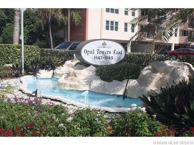 1147 Hillsboro Mile #705, Hillsboro Beach, FL 33062 (MLS #A10481955) :: The Teri Arbogast Team at Keller Williams Partners SW