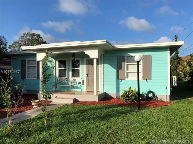810 NE 14th Ct, Fort Lauderdale, FL 33304 (MLS #A10482337) :: Green Realty Properties