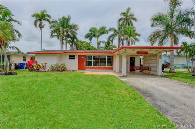 2519 Flamingo Ln, Fort Lauderdale, FL 33312 (MLS #A10482702) :: Green Realty Properties
