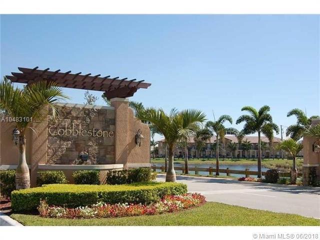 14756 SW 15th St #14756, Pembroke Pines, FL 33027 (MLS #A10483101) :: Calibre International Realty