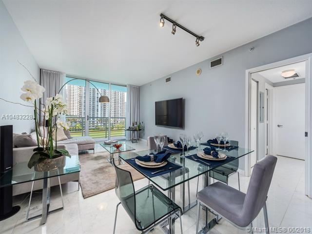 325 S Biscayne Blvd #715, Miami, FL 33131 (MLS #A10483228) :: The Riley Smith Group