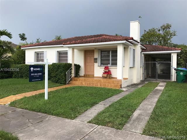 2754 SW 34th Ct, Miami, FL 33133 (MLS #A10483256) :: The Riley Smith Group