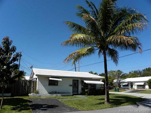 4579 NW 16th Way, Tamarac, FL 33309 (MLS #A10483668) :: Green Realty Properties